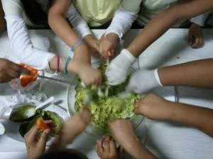 Guacamole Hands