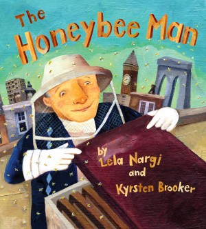 Honeybee Man Cover