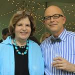Spoons Advisory Board Members Diane Harris Brown and Bill Yosses