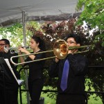 The Clave Azul Band from IS