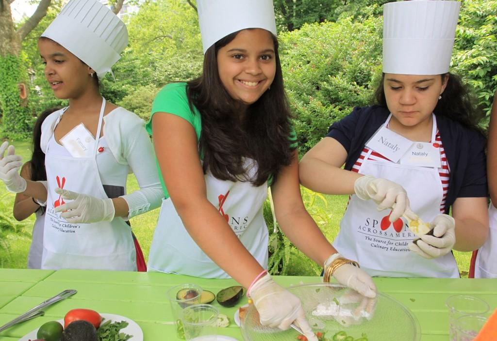 Making Guacamole!