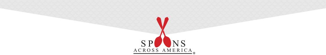 Spoons Across America header image